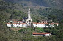 Unterkünfte, Caraça-Kloster