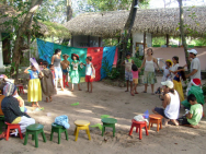Weitere Projekte, OCA – Kinderbetreuung, Bild 1